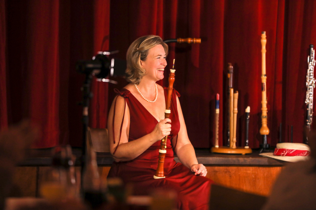 Das sprechende Konzert – Jeanine Krause Oboes and Recorders