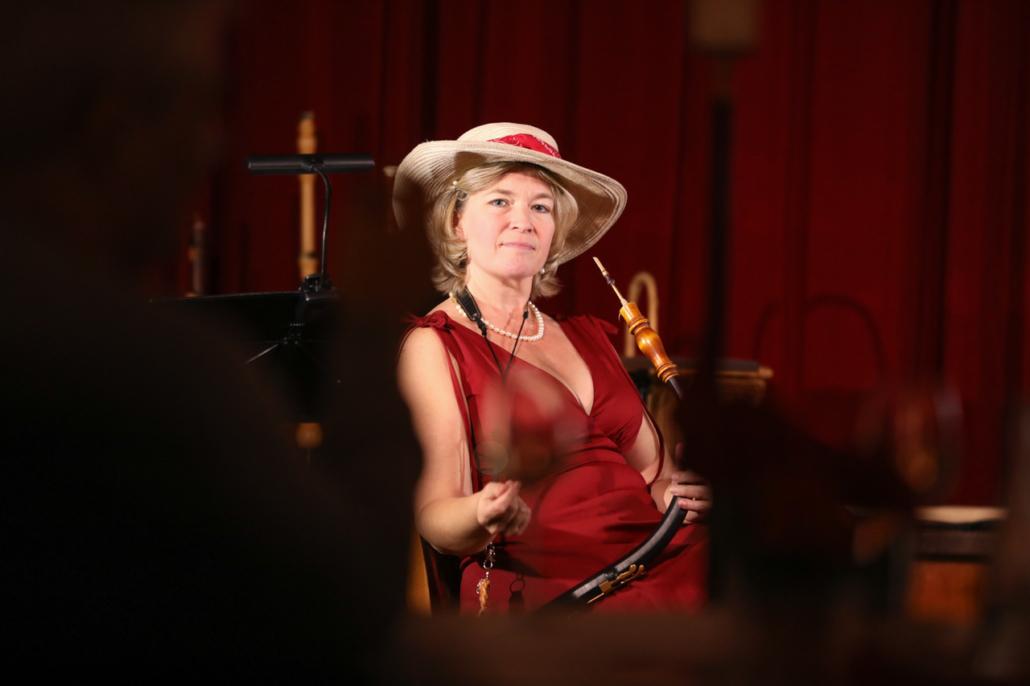 Das sprechende Konzert – Jeanine Krause