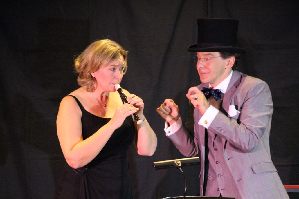 Jeanine Krause, Stefan Alexander Rautenberg, Musik und Sprache, Erich Kästner
