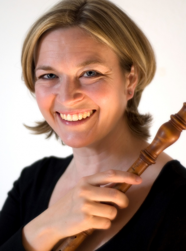 Jeanine Krause with OBoe
