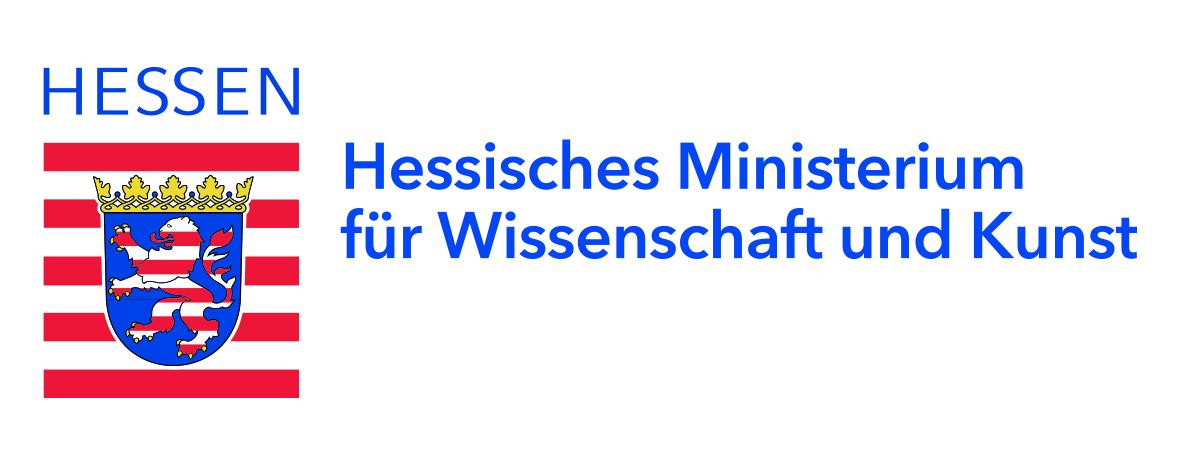 Gefördert durch das Hessische Ministerium für Wissenschaft und Kunst