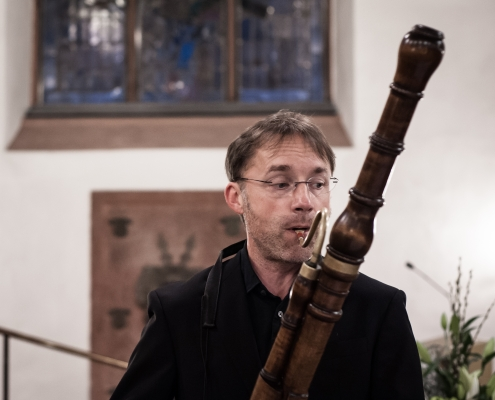 The Sprightly Companions Clemens Schlemmer -- bassoon