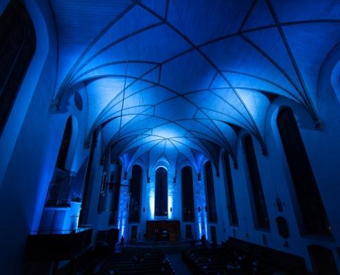 Bach zur Nacht Katharinenkirche Frankfurt