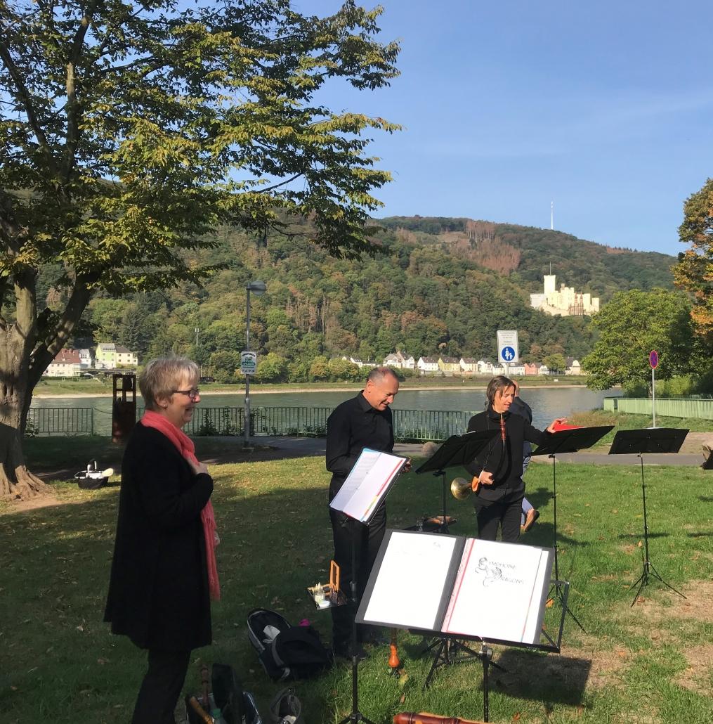 Baroque Oboists am Rhein