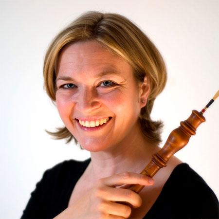Jeanine Krause Oboeist